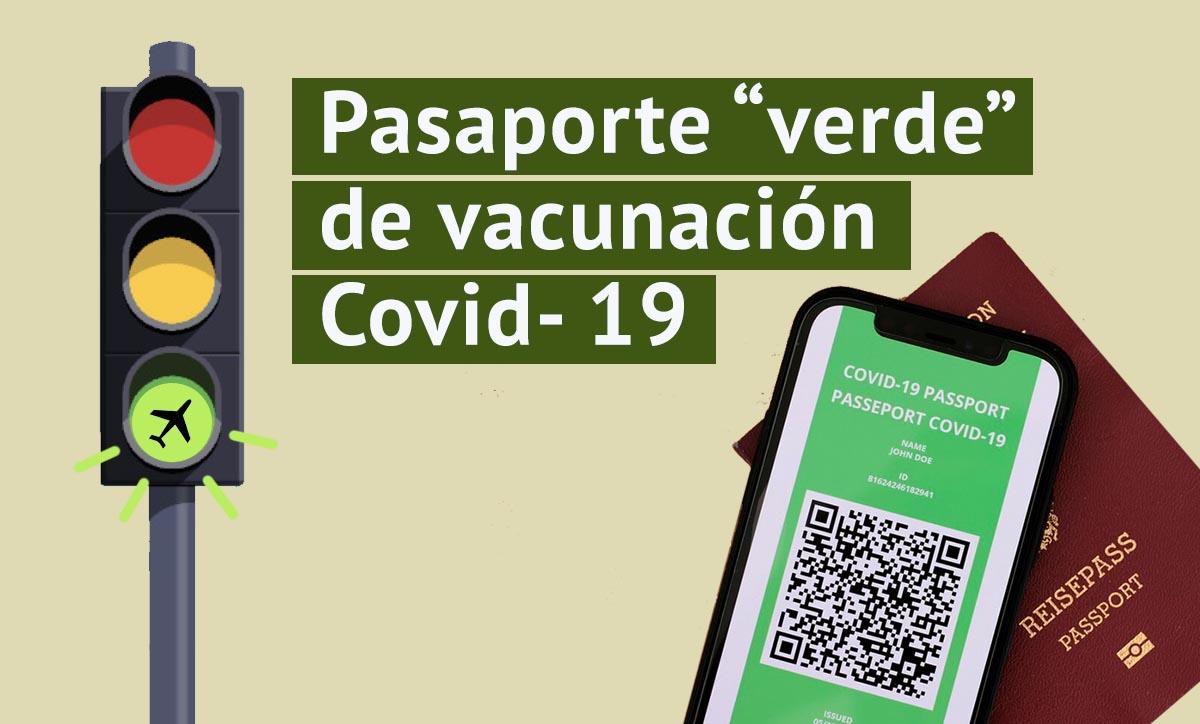Reclamar problema en tu vuelo por el Certificado Digital Internacional de Vacunación Covid de la Unión Europea